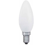 LED-Filament-Candle TS matt E14 230V 4W 430lm 2700K RA>80