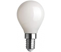 LED-Tropfen E14 4,5W 4000K matt