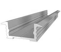 Aluminium Profil LED 24,4x9,6mm
